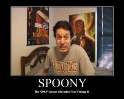 Spoony VS Everyone Else by UglyKatsuki