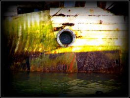 Though the porthole. by chivt800