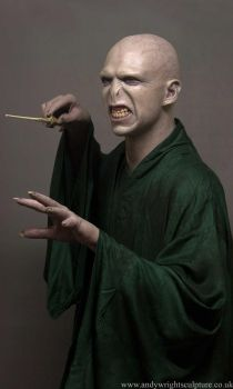 Voldemort by artyandy