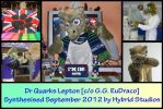 Fursuit Montage with a bit of Seahawk [5:4 ratio] by ggeudraco