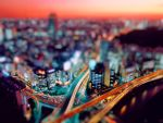 Tilt Shift Wallpaper 3 by leiyagami