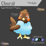 Clourid by tjmoonstudios