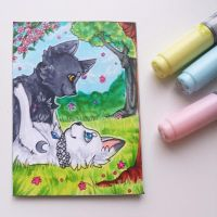 Kakao /Aceo #93 by chocobeery