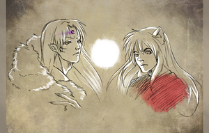 old brothers by Yanae