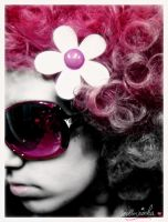 Pink cUrls by moOnxinha