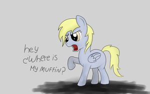 Hey, Where is my muffin? by Zoekleinman