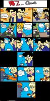 DBZ...on CRACK by XxInsaneLunaticxX