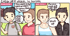 Catch Up Week by Geegeet