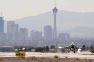 T-Bird Departure by Atmosphotography