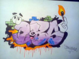 DABS graffity by whozZy94