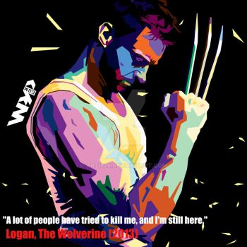 The Wolverine Quotes by artif26