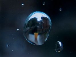 world in a droplet by ichigopaul23