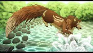 Wild Waters by Imaginary-Rat