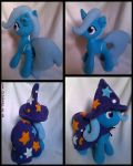 MLP: The Great and Powerful Trixie by Trinkety