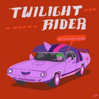 Twilight Rider by DocWario