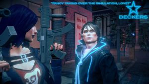 Saints Row 4 - Deckers Snapshot #1 by PrincessCakeNikki
