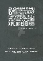 Cyber Language by IHaveSeenTheRain