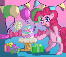 Party Everypony! by Dem-D3m