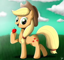 Applejack -Profile- by The-Butcher-X