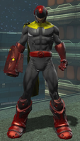 Protoman (DC Universe Online) by Macgyver75