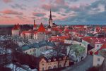 Tallinn Old Town by DreamIsMyReality