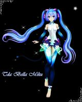 Tda Bella Miku - DOWNLOAD by YamiSweet