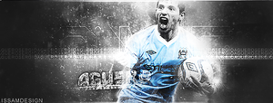Aguero by issam-gfx