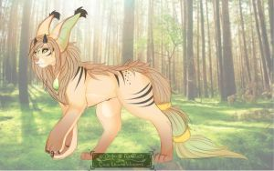 +Personal+ A Stroll through the Forest by SewnMonstrosity