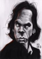 Nick Cave by Parpa