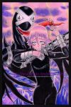 Black Dragon- Soul Eater Crona by Anubis-san