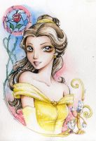 the Beauty by lilie-morhiril