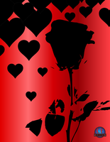 Valentines Day Background by CliffEngland
