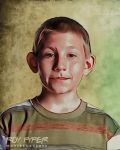 Malcolm in the Middle: Dewey: Crayon Edit by nerdboy69