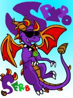 teh SPYRO HIPPY is teh P3WN by Spyroflamesredsbum