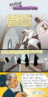 MORONTOPIA: Assassin's Creed Chapter 15 by Demondog888