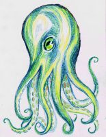 Octopus by Duckweed