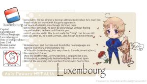 APH Luxembourg profile by supertonton11