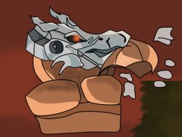 Dinobot by linconfalcon