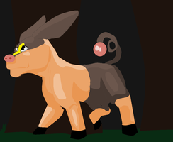 Tepig by QuestionRenee