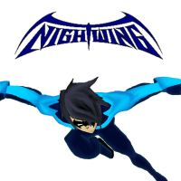 Nightwing Complete by CrossedRunner