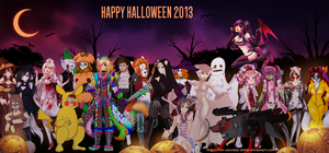 Halloween 2013 by The-cannibal-sheep