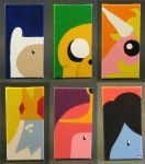 Adventure Time Magnets by LTDQTY