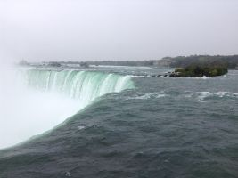The Falls, from the Cool Side by FallenxYetxPure