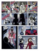 Capt. Courage PG2 by monkeyfeather