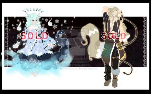 Adoptable batch : AUCTION CLOSED by Tammi-Adopts