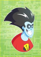 Freakazoid! by Phil-Crash-Murphy