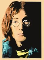 John Lennon by les-maine