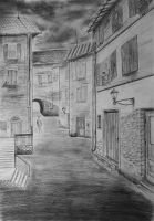 Spanish street by Avalong