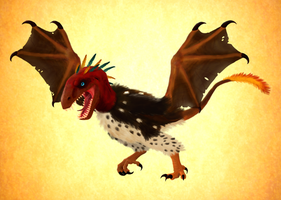 If Ark: Survival Evolved had a Yi in its bestiary by ZeWqt