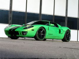 Ford GT 790 Hp Geiger Cars by TheCarloos